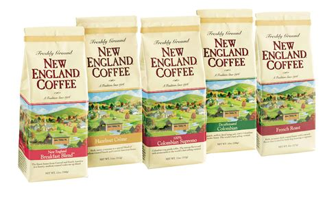 New England Coffee Acquired By New Orleansbased Reily