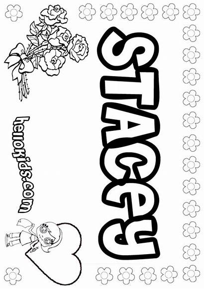 Coloring Crystal Pages Stacey Hellokids Names Sheets