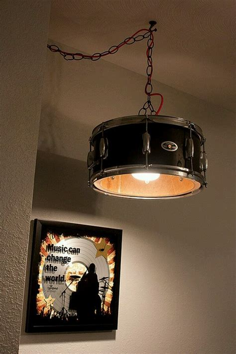 charming musical instruments home decor ideas