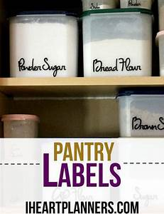 pantry labels pantry labels fun fonts and cricut With kitchen cabinets lowes with cricut sticker maker