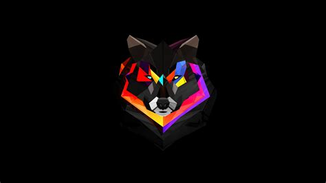 Geometric Wolf Phone Wallpaper by Geometric Wolf Search Ink