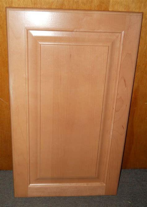 Panel Cupboard Doors by Raised Panel Maple Cabinet Doors 11 X 22 Rpfw Ebay