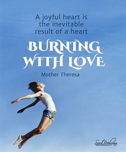 Burning with lo... Burning Soul Quotes