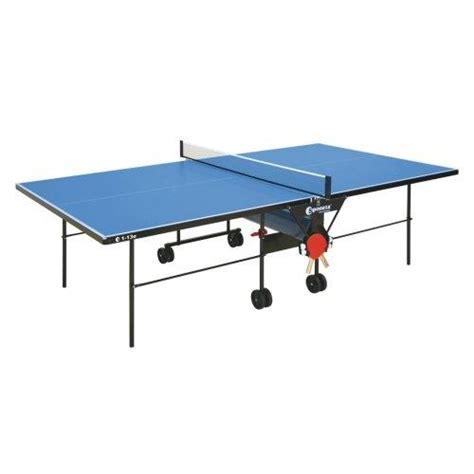 Table Ping Pong Exterieur Sponeta S1 13e Table De Ping Pong R 233 Sistant Aux Intemp 233 Ries Lorsque Le Tennis De Table Devient