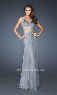 designer dresses on sale cut out back sweetheart gray prom dress sale stylecaster