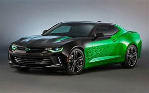 2015 Chevrolet Camaro Krypton Concept - Wallpapers and HD