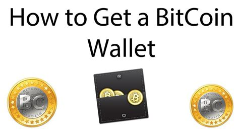 Get Bitcoin Instantly by How To Get A Bitcoin Wallet