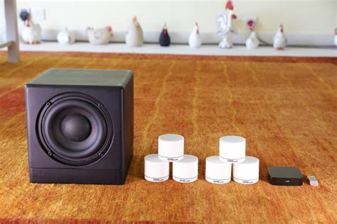 Onemicro 5.1 Wireless Surround Sound System » Gadget Flow