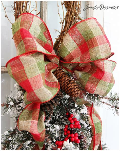 hometalk christmas grapevine  pine swag