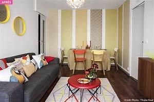 comment amenager un coin repas dans un petit sejour With tapis kilim avec canapé d angle petite surface