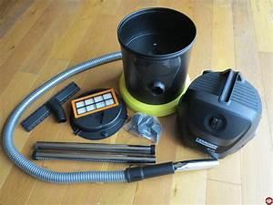 Accessoire Aspirateur Karcher : test de l 39 aspirateur ad 3200 k rcher zone outillage ~ Edinachiropracticcenter.com Idées de Décoration