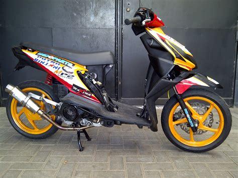 Modifikasi Motor Beat Terbaru by Motor Trend Modifikasi Modifikasi Motor Honda Beat