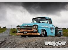 Modified 1958 Chevy Apache Fast Car
