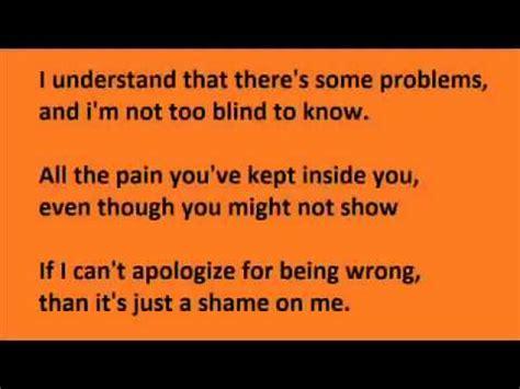 akon  blame     lyrics youtube
