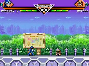 The Mugen Fighters Guild All My Megaman Stages