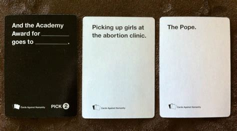 Cards Against Humanity Best Of by 19 Of The Best Cards Against Humanity Combos Article