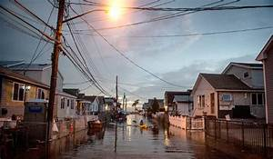 Where Streets Flood With The Tide  A Debate Over City Aid