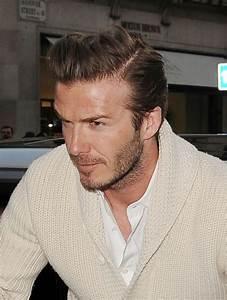 David Beckham Arrives At H&M Store - Zimbio