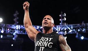 Just Bring It The Rock HD Wallpaper | WWE Wallpapers ...
