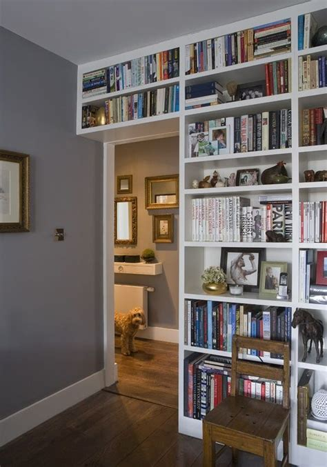 Home Design Ideas Book by 15 Small Home Libraries That Make A Big Impact Den