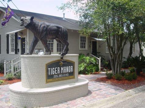 tiger manor i ii apartments baton la 70808
