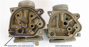 Honda Spree Carburetor Diagram