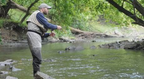 Pa Fish And Boat County Guide by Valley Forge Montgomery County Pa Fishing