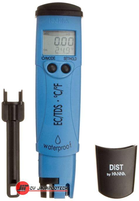 ph meter dan tds meter harga jual instruments hi 98129 waterproof