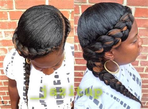 40 Inspiring Examples Of Goddess Braids