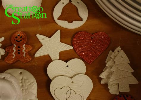 make your own ornaments your creation station