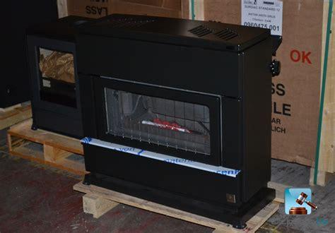 brasserie bureau poêle au charbon surdiac standard 12 anthracite à vendre