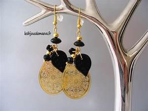 Grosse Boucle D Oreille Fantaisie : boucle d 39 oreille fantaisie fashion ~ Melissatoandfro.com Idées de Décoration