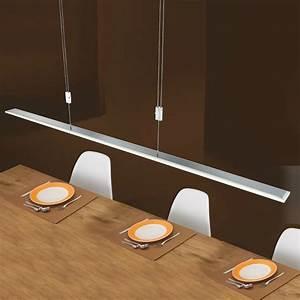 Pendelleuchte Höhenverstellbar Led : bankamp led pendelleuchte mit easy touch wohnlicht ~ Markanthonyermac.com Haus und Dekorationen