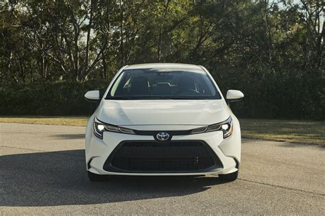 Toyota Corolla 2020 Hybrid Unveiled For The Us Market