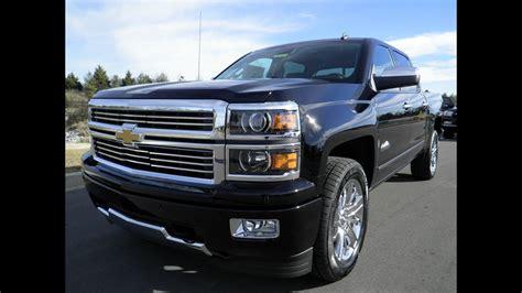2014 Chevrolet Silverado High County 6.2l Black For Sale