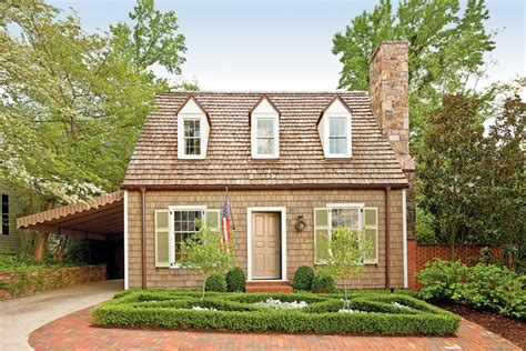 create colonial williamsburg style southern living