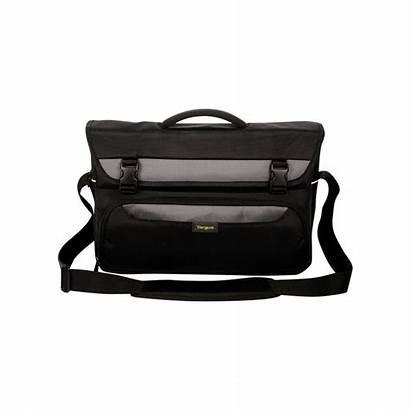 Laptop Targus Citygear Bag Messenger Padded Polyurethane