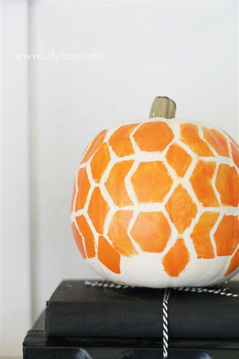 pumpkin painting stencils painted pumpkins