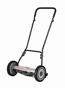 Best Manual Push Reel Lawn Mowers Reviews  U0026 Guide