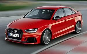 Audi Rs 3 : audi rs 3 sedan 2016 wallpapers and hd images car pixel ~ Medecine-chirurgie-esthetiques.com Avis de Voitures