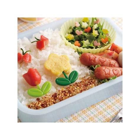 cuisine bento japanese bento deco food with sausage wiener ham