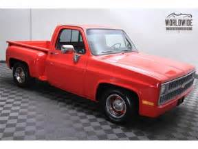 1981 Chevy Truck for Sale