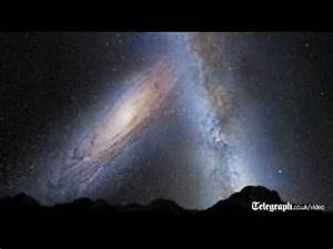 Nasa: Milky Way on collision course with Andromeda galaxy ...