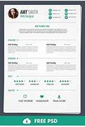 Free PSD Print Ready Resume Template DesignBump Links To Download Each Of These Free Word Cv Resume Templates Free Printable Resume Builder Free Printable Resume Templates Best Resume Templates Free Printable Free Resume Templates