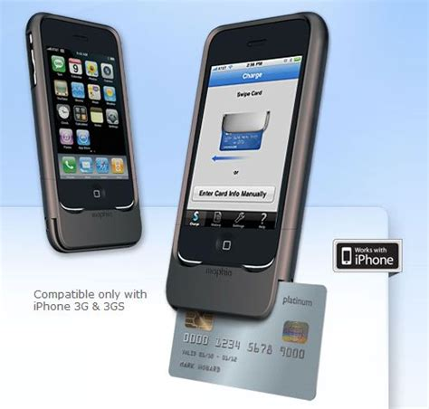credit card swiper for iphone intuit mophie to offer built in credit card scanner for