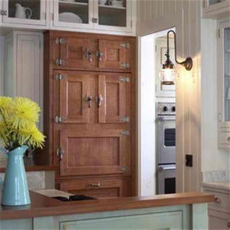 mimic furniture  custom panel refrigerators fridge dimensions
