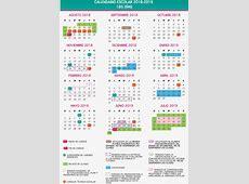SEP publica nuevo calendario escolar 20182019 La Saga