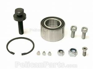 Wheel Bearing Kit 7d0498625 - Optimal - Volkswagen