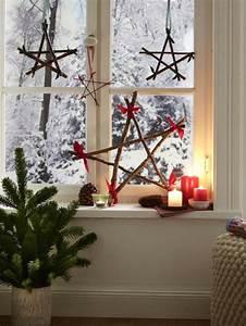 Fensterdeko Für Große Fenster : bezaubernde winter fensterdeko zum selber basteln ~ Michelbontemps.com Haus und Dekorationen