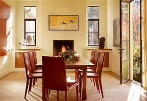 15 Modern Dining Rooms In Buttercream Paint Home Design